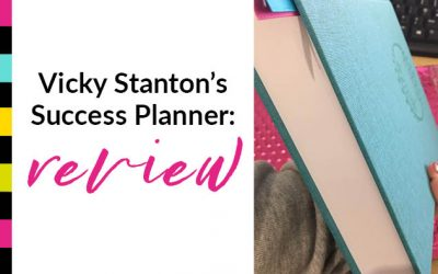 The Practical Planner – Review of Vicky Stanton's Practical Planner