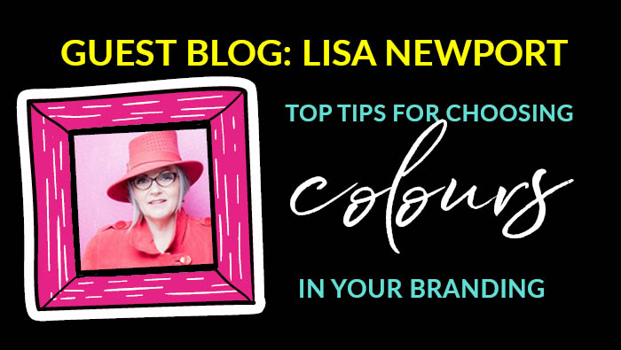 Top Tips for choosing colours for your branding