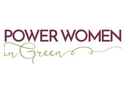 Power Women in Green