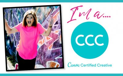 Introducing your new Canva Certified Creative!