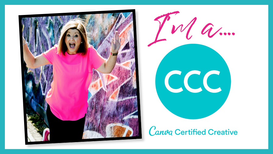 Canva Certified Creative