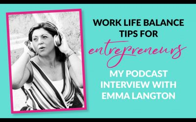 Work life balance tips for entrepreneurs