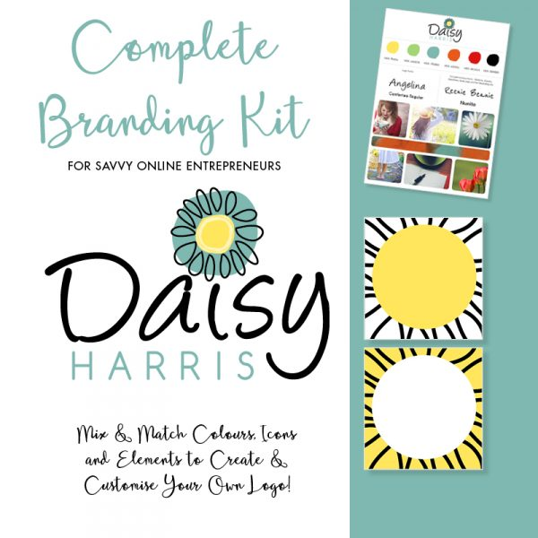 Daisy Small Business Logo Design