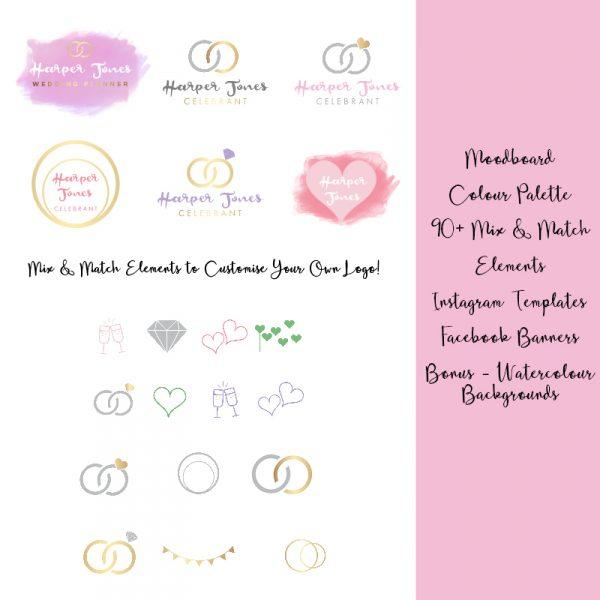 Wedding Planner Branding