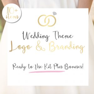 Small Business Logo Wedding