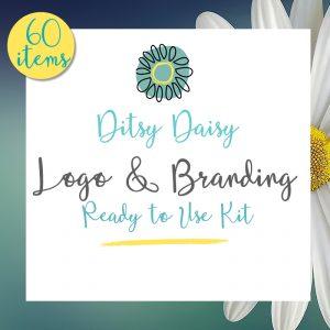 Small Business Logo Daisy