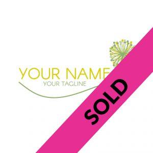 Dandelion Logo Sold