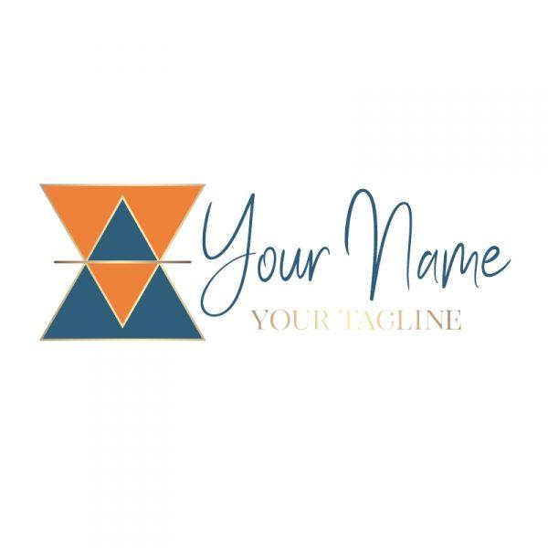 Spiritual Triangle Logo