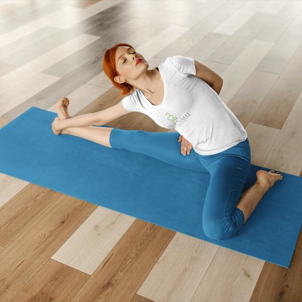 Yoga Pose Logo Inspiration