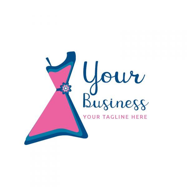 Dress Shop Logo
