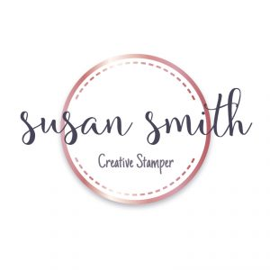 Rose Gold Circular Stamp Logo