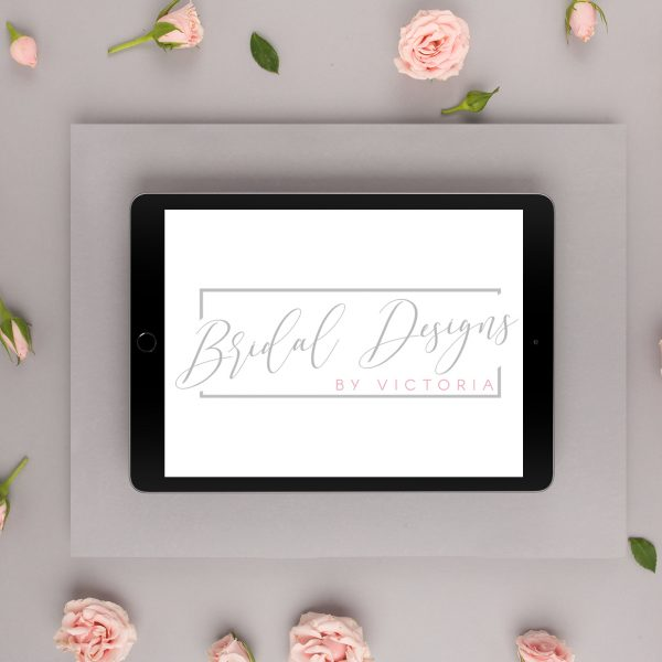 Small Business Logo Bridal