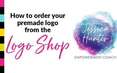 How to order your premade logo