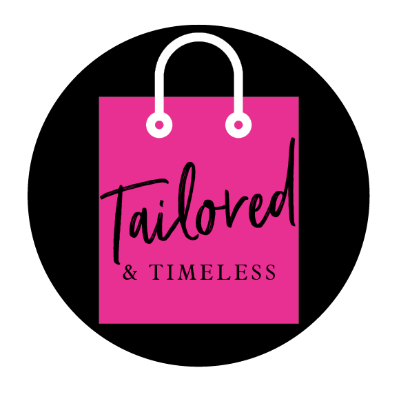 Tailored and Timeless Branding Package
