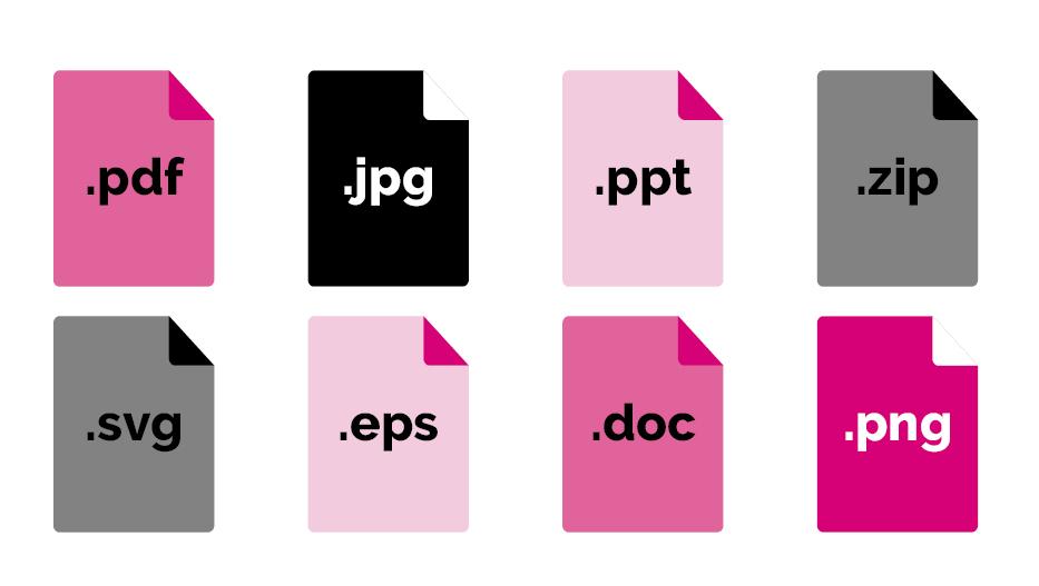 Image file formats