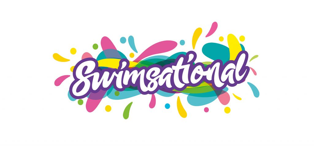 Combination Logo Ideas Swimsational