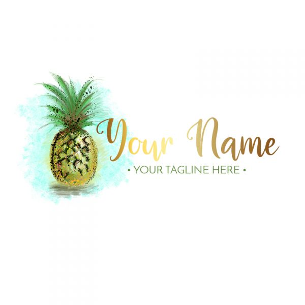 Small Business logo Pineapple