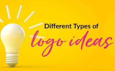 3 Different Types of Logo Design Ideas