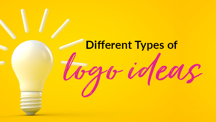 different types of logo ideas