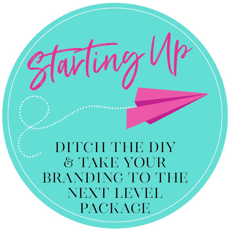 Startup branding package
