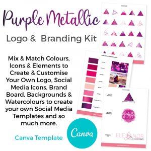logo and branding kit