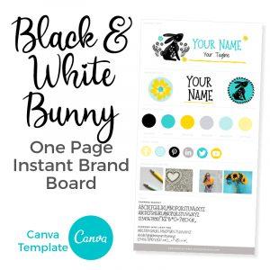 rabbit logo branding
