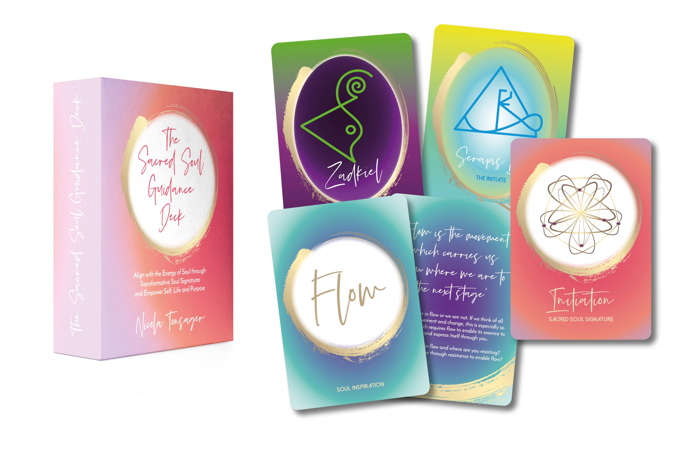 Create your own affirmation deck